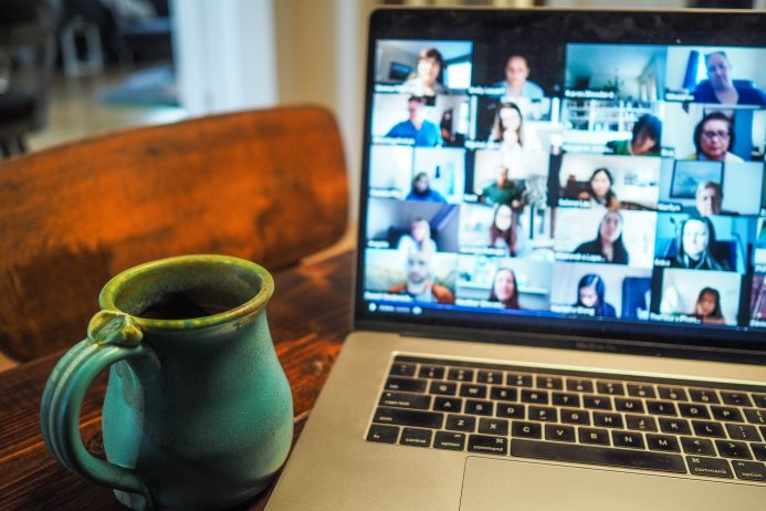 How To Set Up Your Space For Virtual Presentations